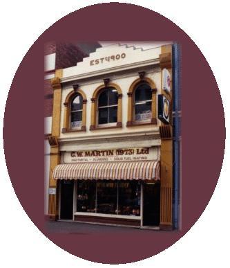 C W Martin - Established 1900